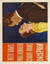 Смотреть фильм обман  deception 1946