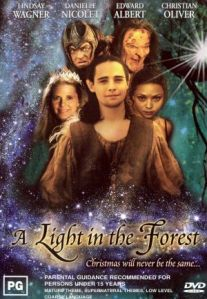 A Light in the Forest